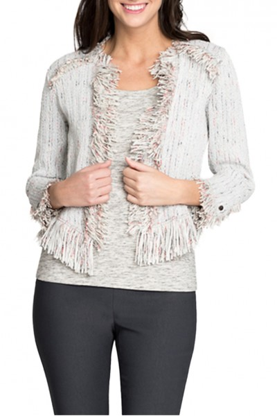 Nic+Zoe - Women's Pop On Jacket - Multi
