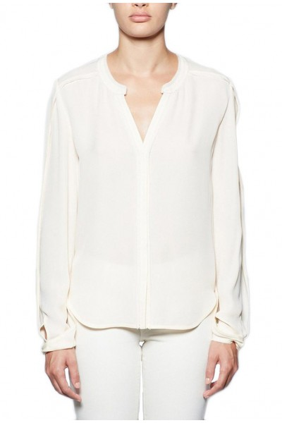 Brochu Walker - Women's Arden Shirt - Pearl