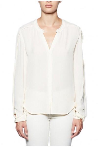 Brochu Walker - Women's Arden Shirt - Pearl
