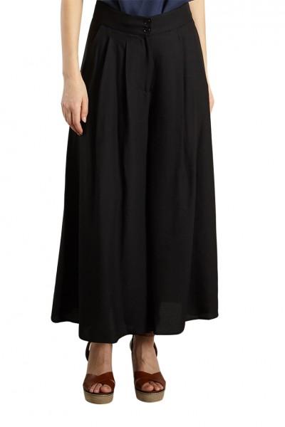 Tara Jarmon - Women's Culottes - Black