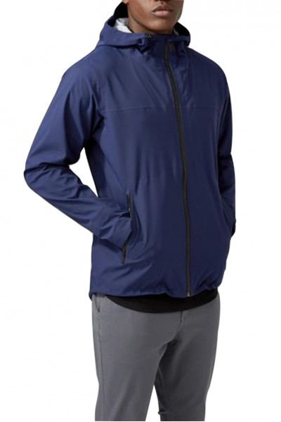 State Concepts - Men's Triple Torrent Biking Jacket - Navy