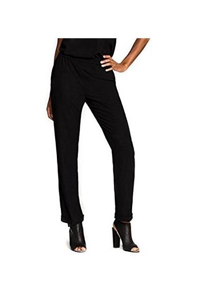 Nic+Zoe - Women's Soft Swing Pant - Black Onyx