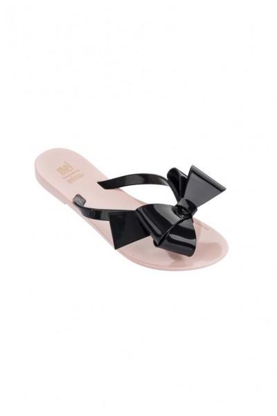 Melissa -  Harmonic XIII Ad Slides - Pink Black Glitter