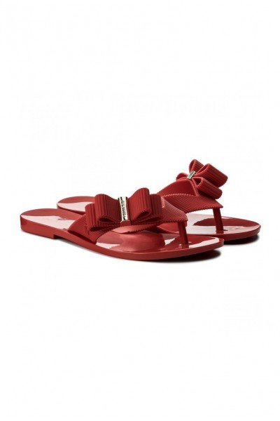 Melissa - Women's Girl + Jason Wu Ad Slides - Red