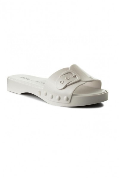 Melissa - Women's Belleville Ad Slide - White