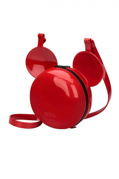 Melissa - Women's Ball Bag + Disney - Red
