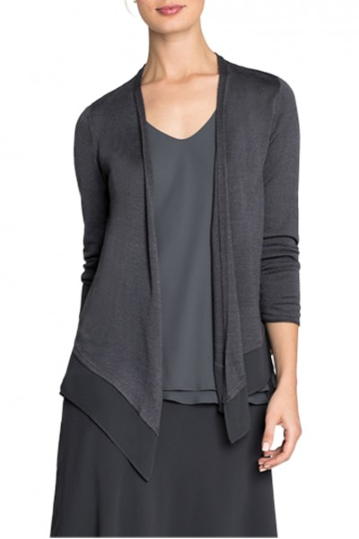 Nic+Zoe - Women's Paired Up Cardy - Ink