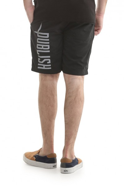 Publish Brand - Men's Board Shorts - Black