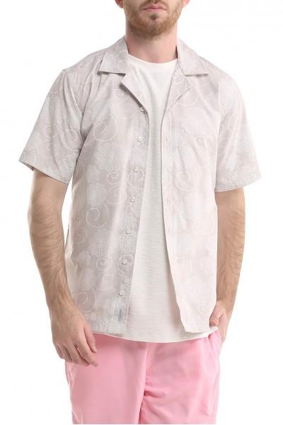 Publish Brand - Men's Ceon Shirt - White