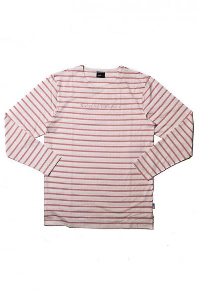 Publish Brand - Men's Devyn Long Sleeve Tee - Pink