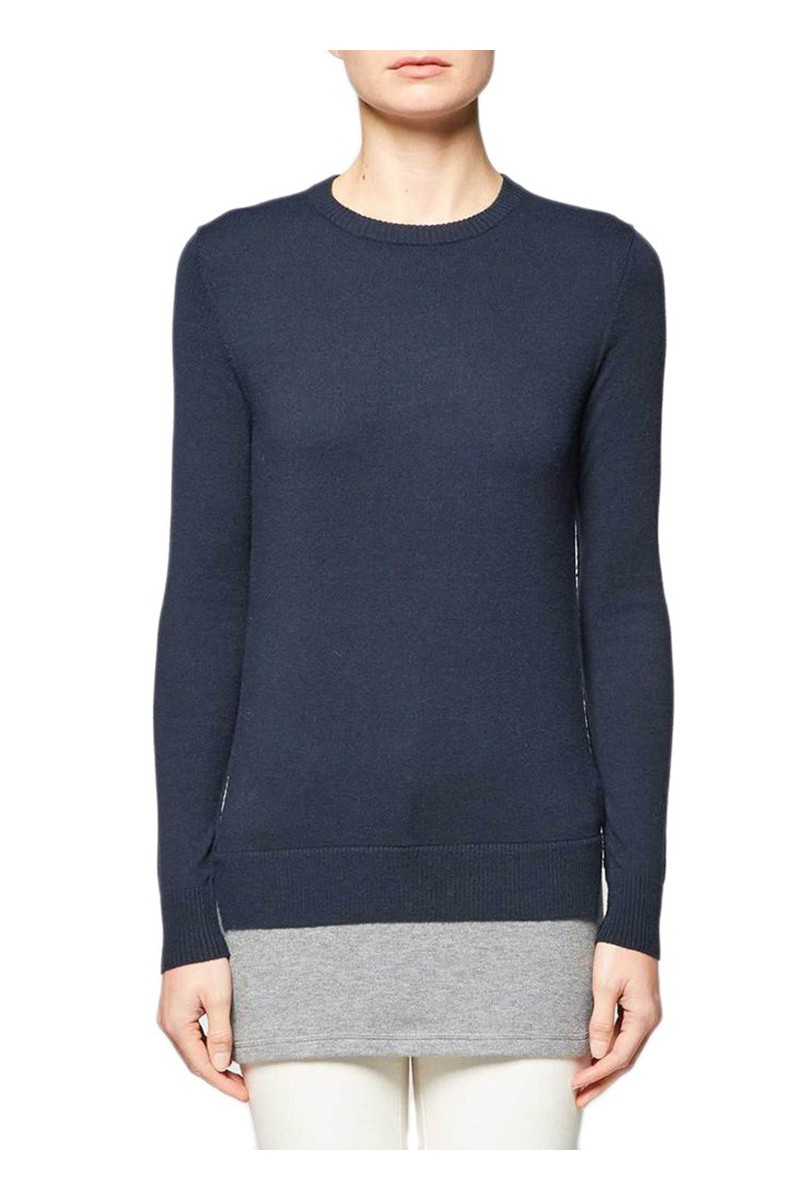 Brochu Walker - Women's Nile Layered Pullover - Nightstone Navy