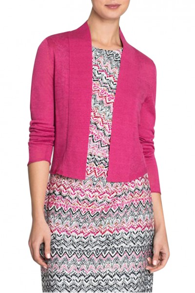 Nic+Zoe - Women's Day Break Cardy - Cactus Flower