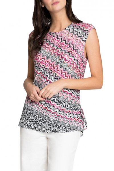 Nic+Zoe - Women's Spiced Up Tank - Multi
