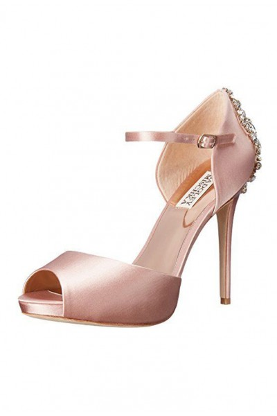 Badgley Mischka - Women's Dawn Dress Sandal - Blush