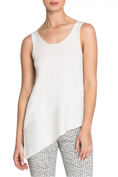 Nic+Zoe - Women's Traveler Tank - Putty Mix