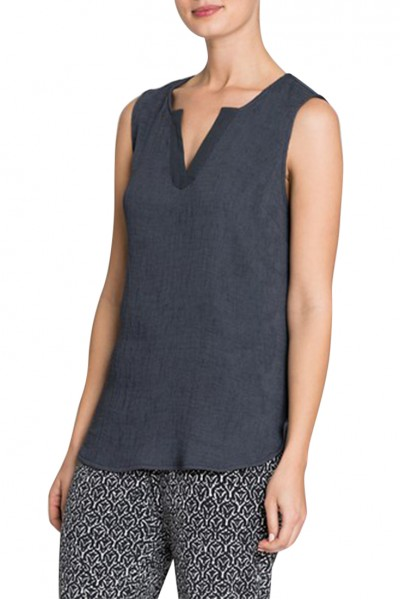 Nic+Zoe - Women's Escape Tank - Ink