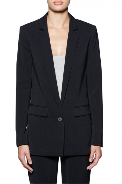 Brochu Walker - Women's Frieda Blazer - Black Onyx