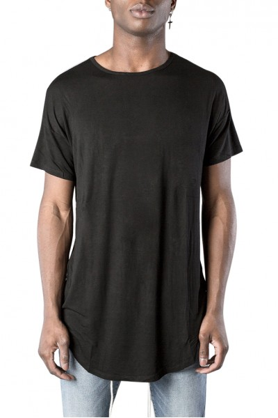 Kollar - Men's Essential Scoop Tee - Black