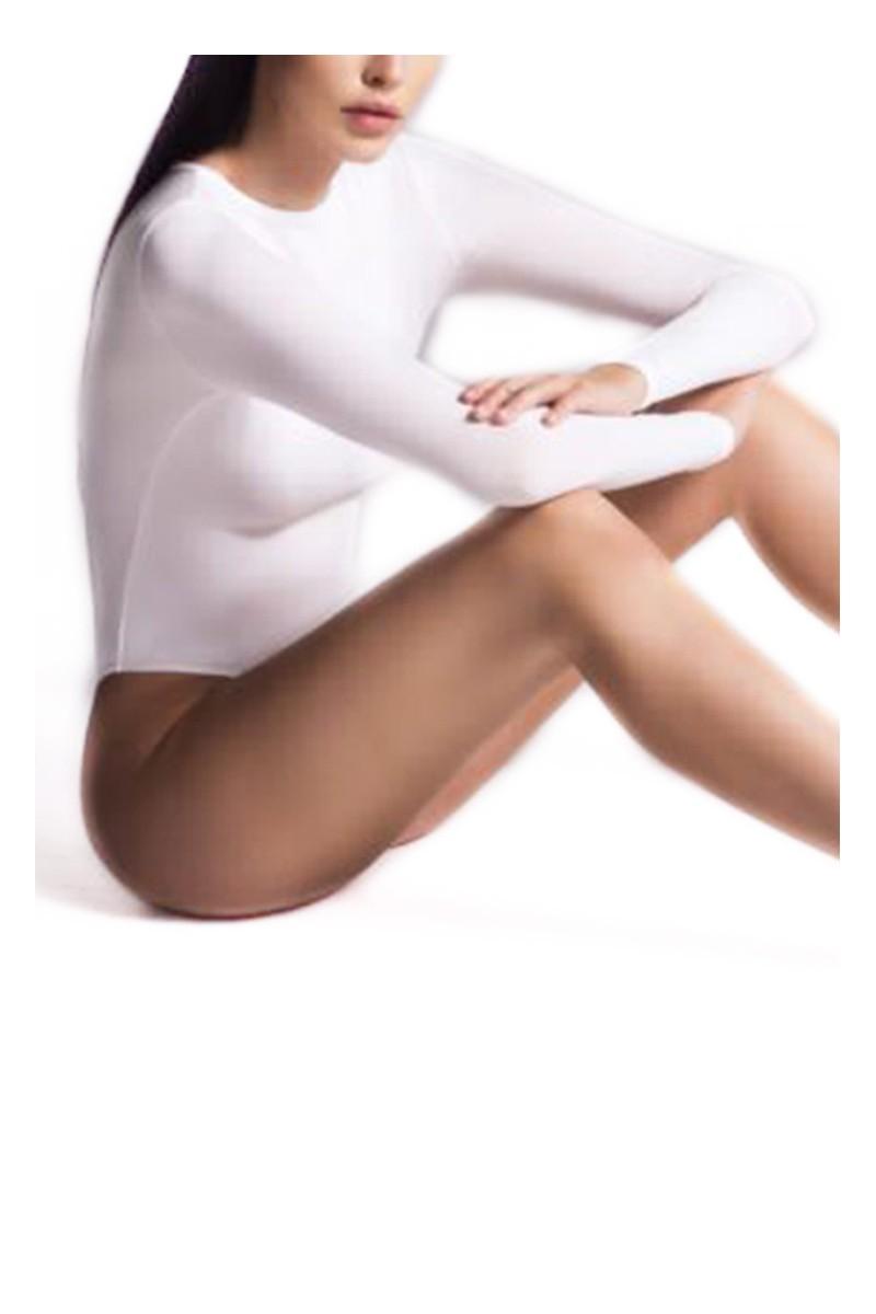 Ow Intimates - Women's Erla Bodysuit - White