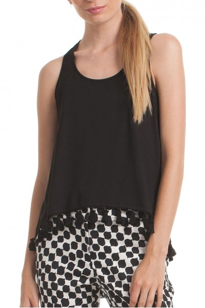 Trina Turk - Women's Tajo Top - Black