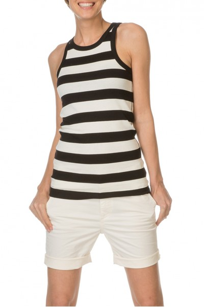 Malene Birger - Women's Amiunn Tank Top - Stripe