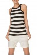 Malene Birger - Women's Amiunn Tank Top - Stripe