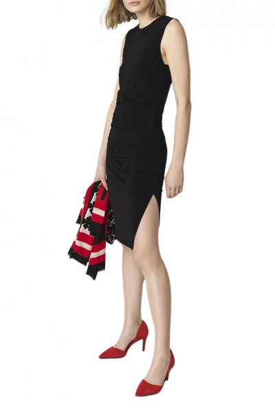 Malene Birger - Women's Manian Dress - Black