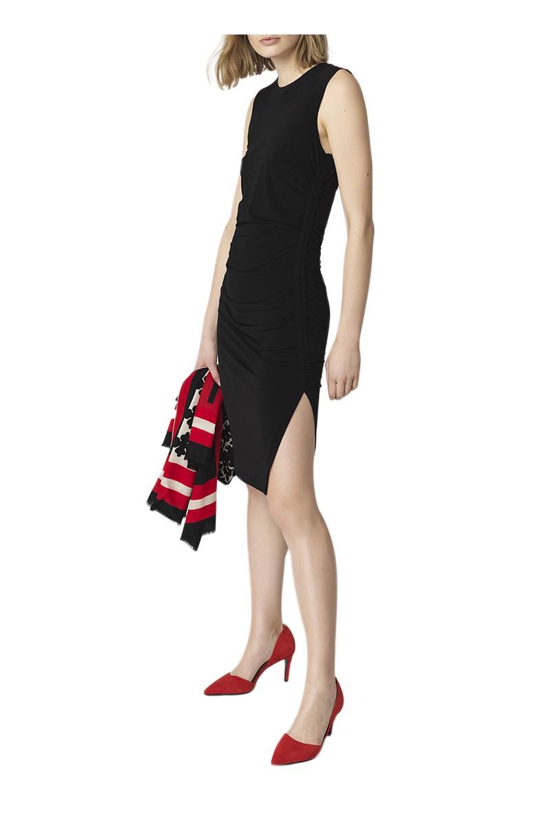 Malene Birger - Women's Manian Dress - Black