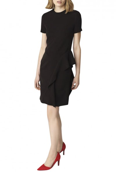Malene Birger - Women's Floxigas Dress - Black