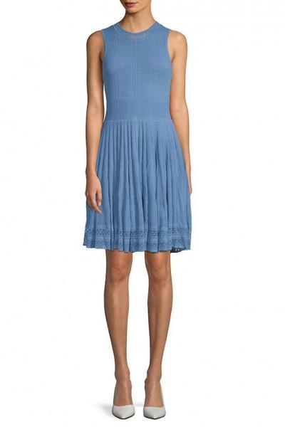 Ronny Kobo - Women's Bryce Dress - Light Blue