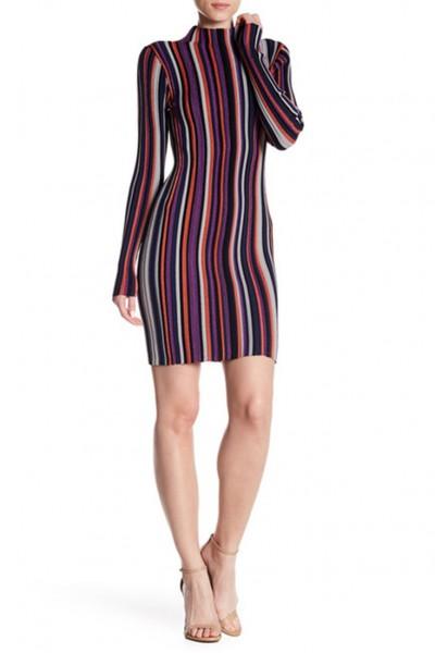Ronny Kobo - Women's Jessica Dress - Multi Color