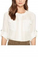 Trina Turk - Women's Jemison Top - White
