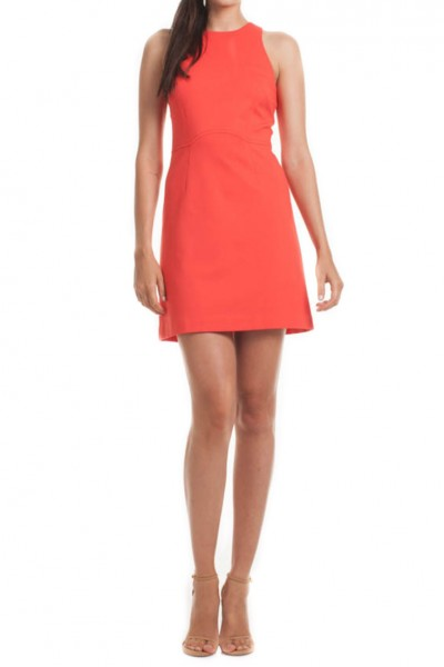Trina Turk - Women's May Sheath Dress - Red