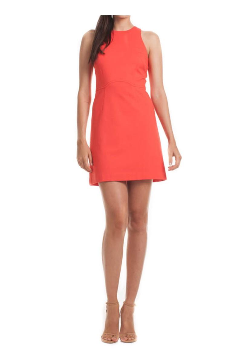 0da3d1df8a59a7 Trina Turk - Women's May Sheath Dress - Red