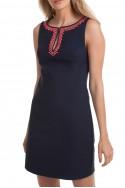 Trina Turk - Women's Seal Beach Dress - Indigo