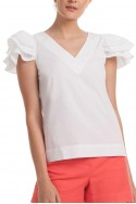 Trina Turk - Women's Shasta Top - White