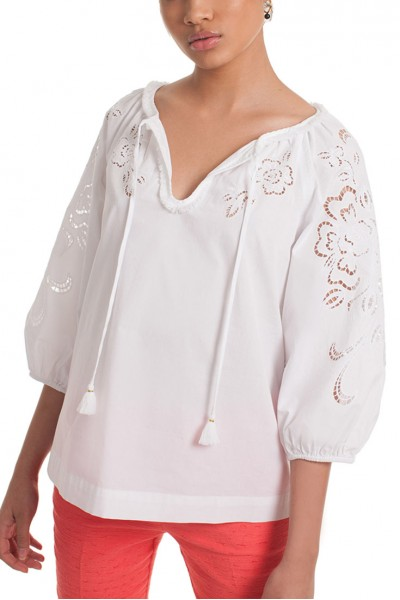 Trina Turk - Women's Ojai Top  - White