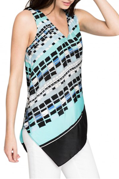 Nic+Zoe - Women's From Above Top - Multi