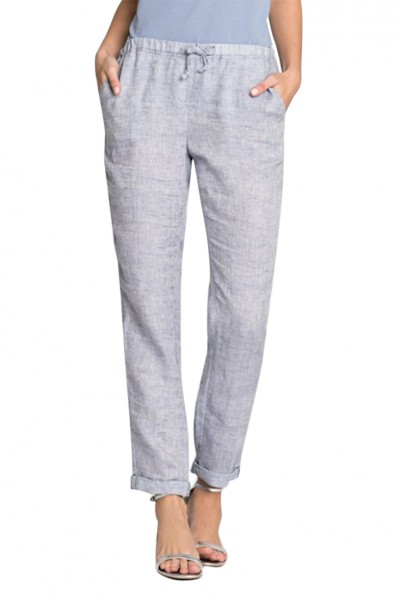 Nic+Zoe - Women's Laid Back Pant - Indigo Mix