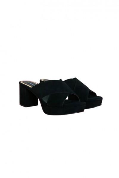 Jaggar - Women's EZI Platform Heel - Black