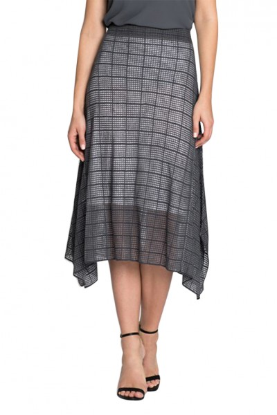 Nic+Zoe - Women's Elegance Skirt - Ink