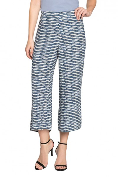 Nic+Zoe - Women's Big Sea Pant - Multi