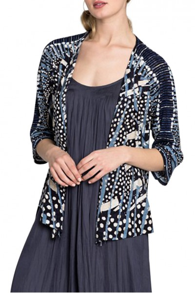 Nic+Zoe - Women's Pacific Coast 4-Way Cardy - Multi