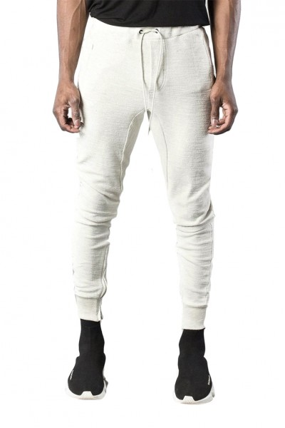 Kollar - Men's French Terry Sweatpant - Oatmeal
