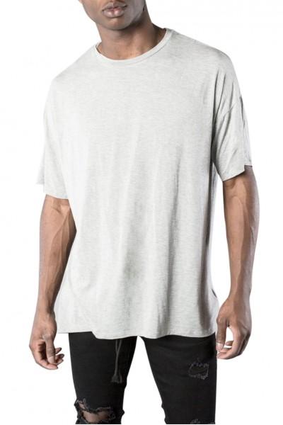 Kollar - Men's Essential Concave Tee - Grey