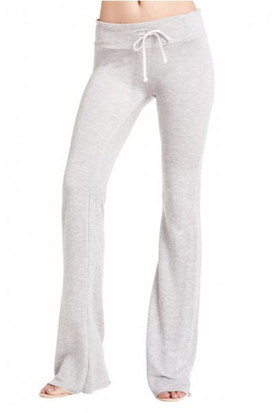 Wildfox  - Tennis Club Pants - Heather