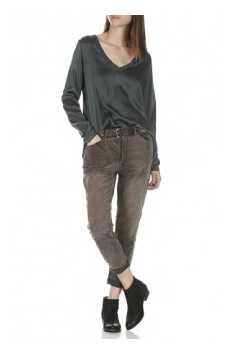 Sacks - Women's Straight Jeans - Black