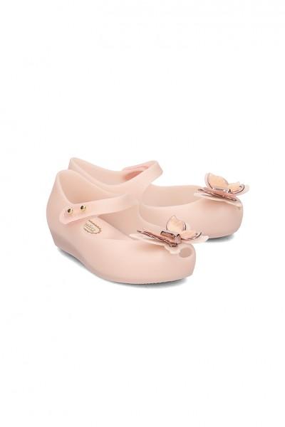 Mini Melissa - Kids Ultra Girl Fly BB Shoe - Light Pink