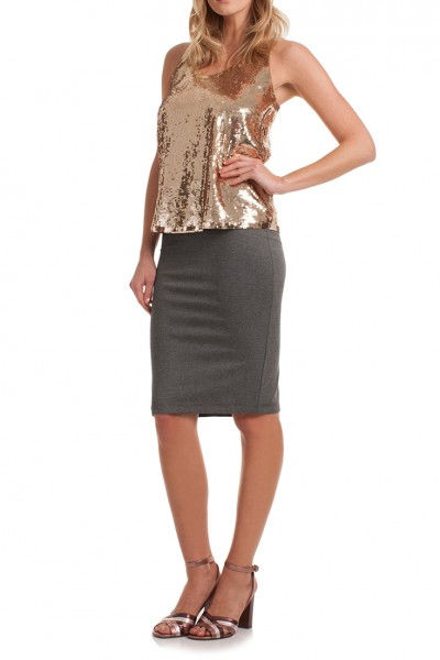 Trina Turk  - Women's Junah Skirt - Black