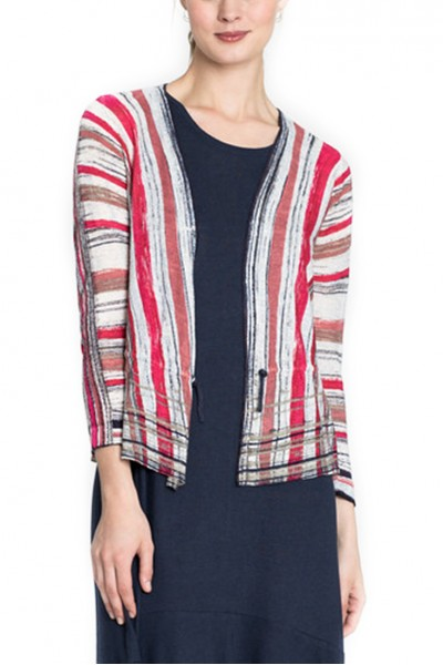 Nic+Zoe - Women's Painted Desert Cardy - Multi